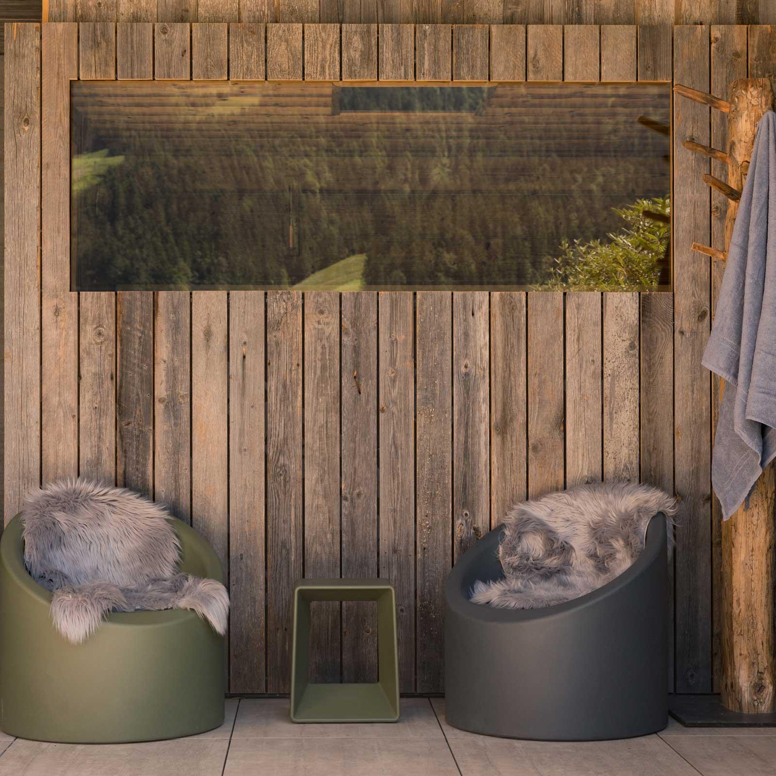 fineheat sauna outdoor wellness außensauna