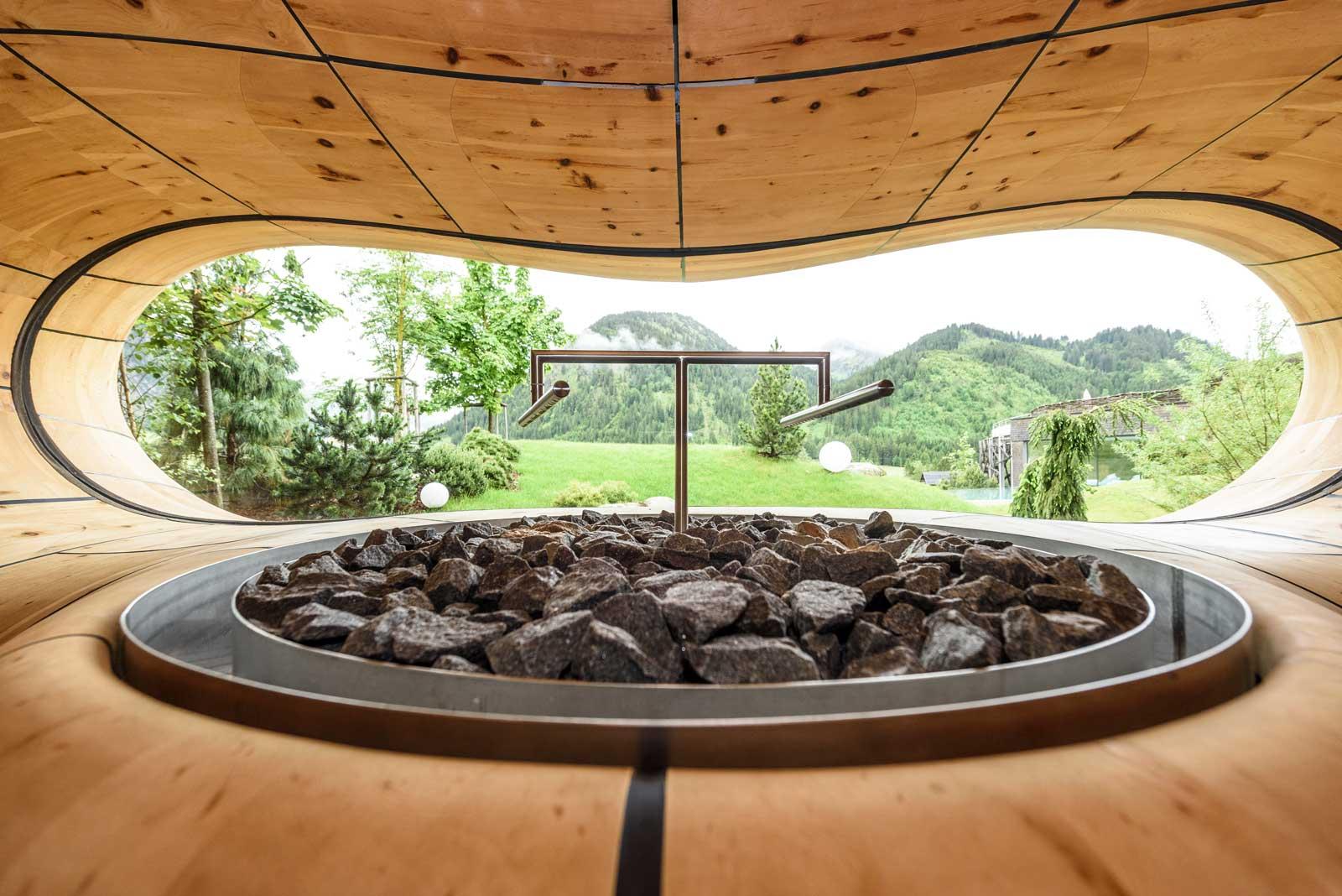 fineheat Saunamanufaktur: Außensauna nach Maß