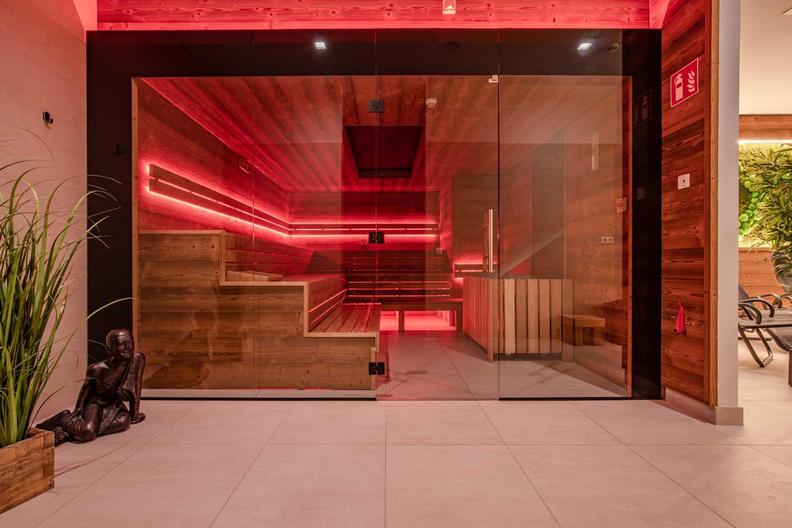 Sauna Saunatechnik Saunaofen Saunasteuerung Licht fineheat